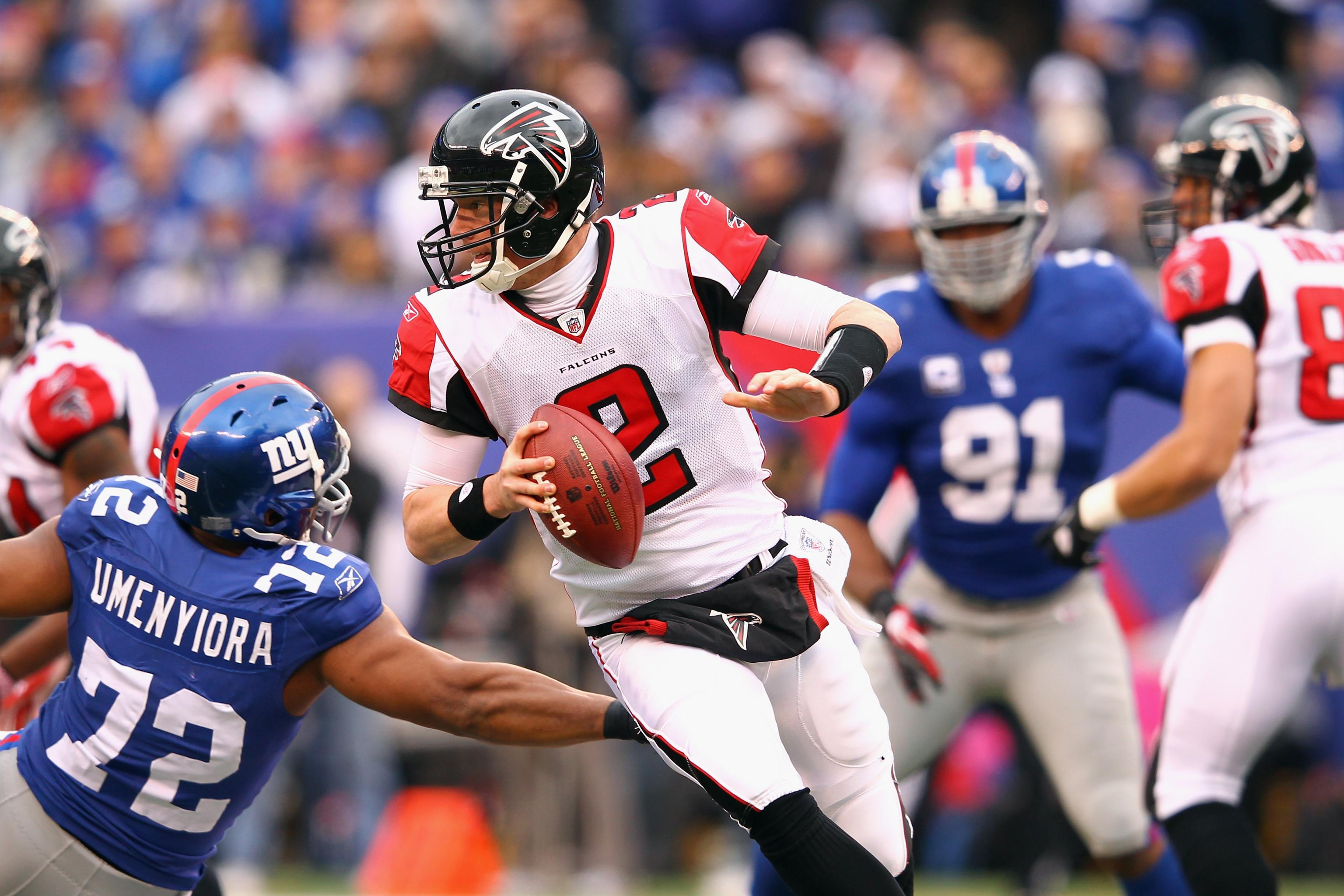 Matt Ryan S Split Personality Matty Ice And Melting In The Playoffs Bleacher Report Latest News Videos And Highlights