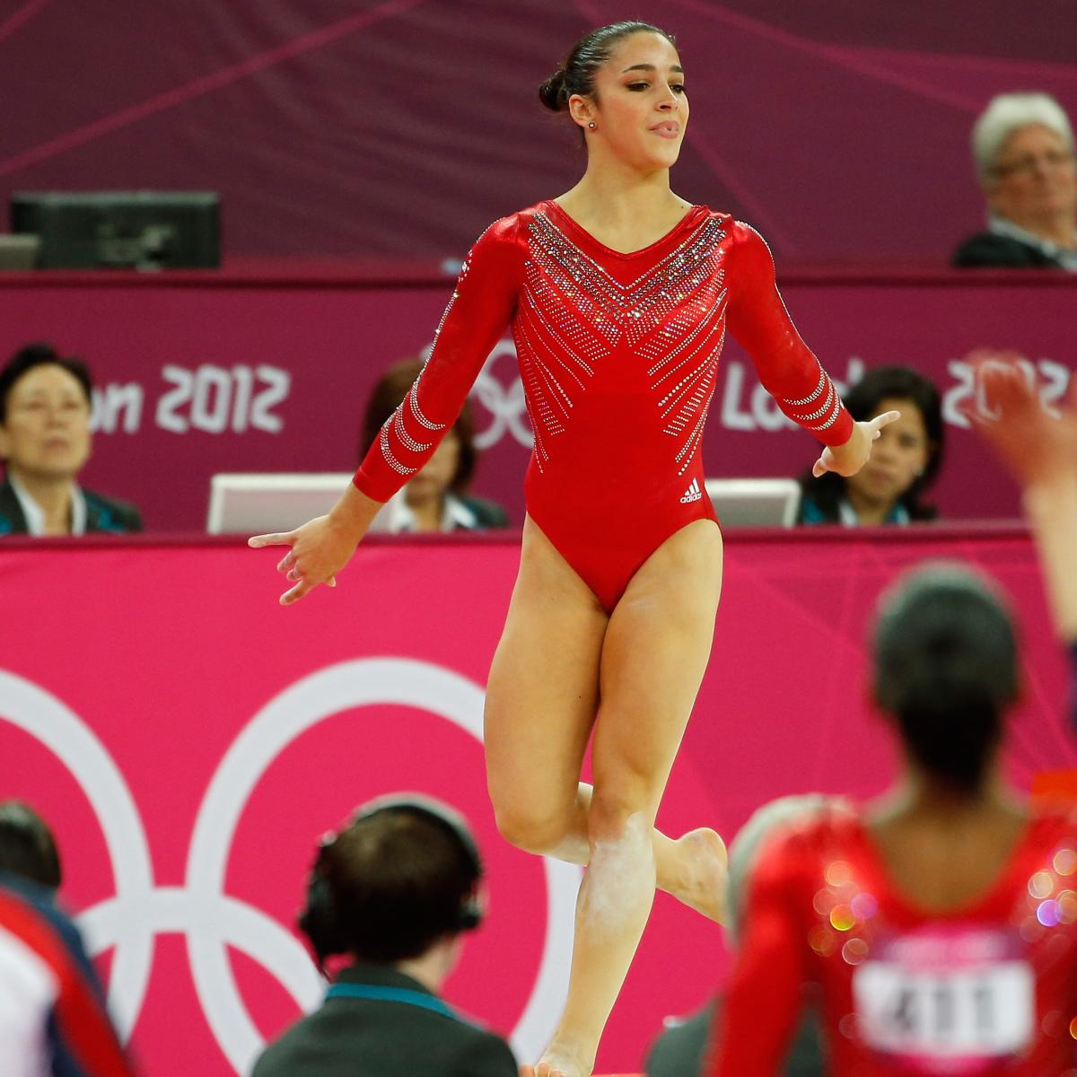 Women's Gymnastics 2012: Aly Raisman And The Top 5 Olympic