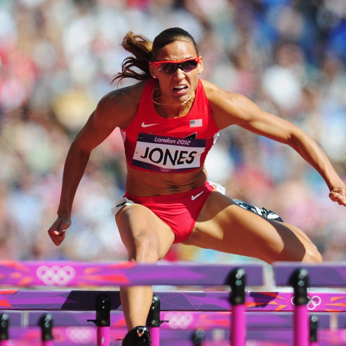 Lolo Jones: 100m Hurdler's Quest for Olympic Redemption ...