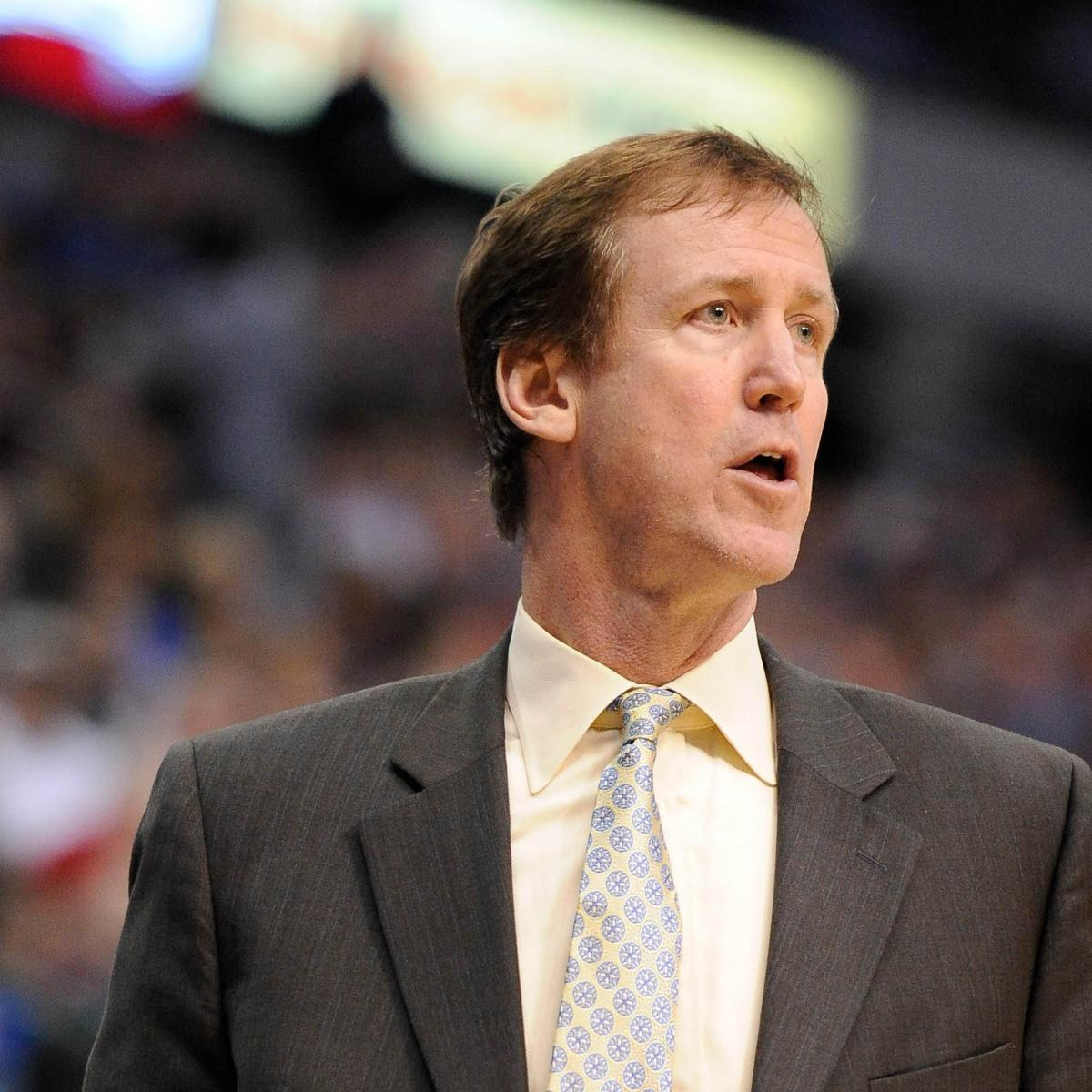 Portland Trail Blazers Coach: Portland Trail Blazers Hire Terry Stotts As Head Coach