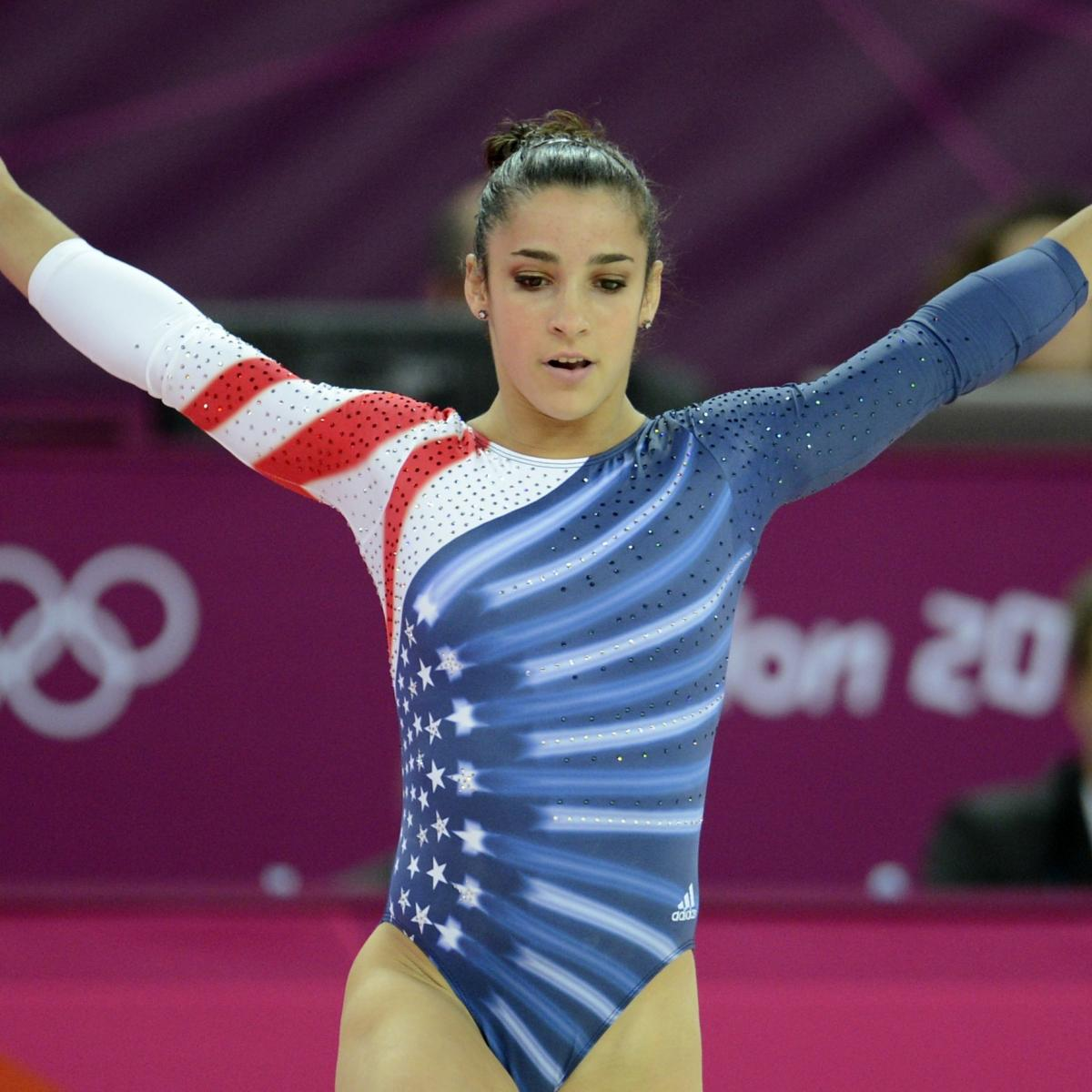 Aly Raisman: Whats Next for Surprise Olympic Gymnastics