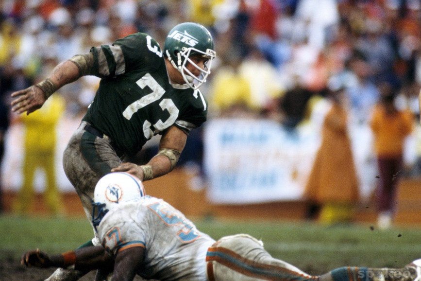 d90aacaf4 New York Jets: The Best Player to Wear Each Jersey Number from 1-99 |  Bleacher Report | Latest News, Videos and Highlights