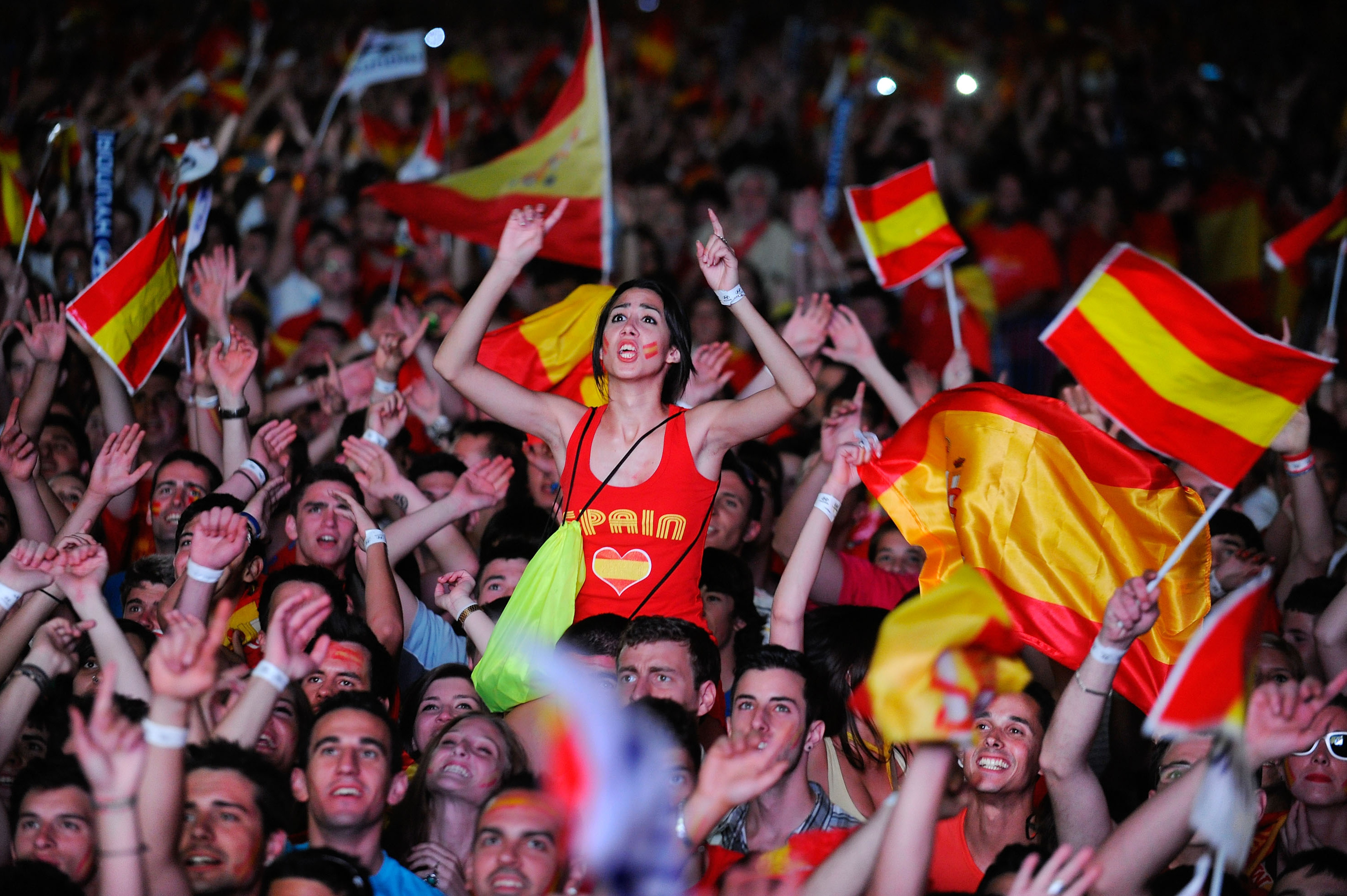 20 Countries with the Most Passionate Fanbases | Bleacher
