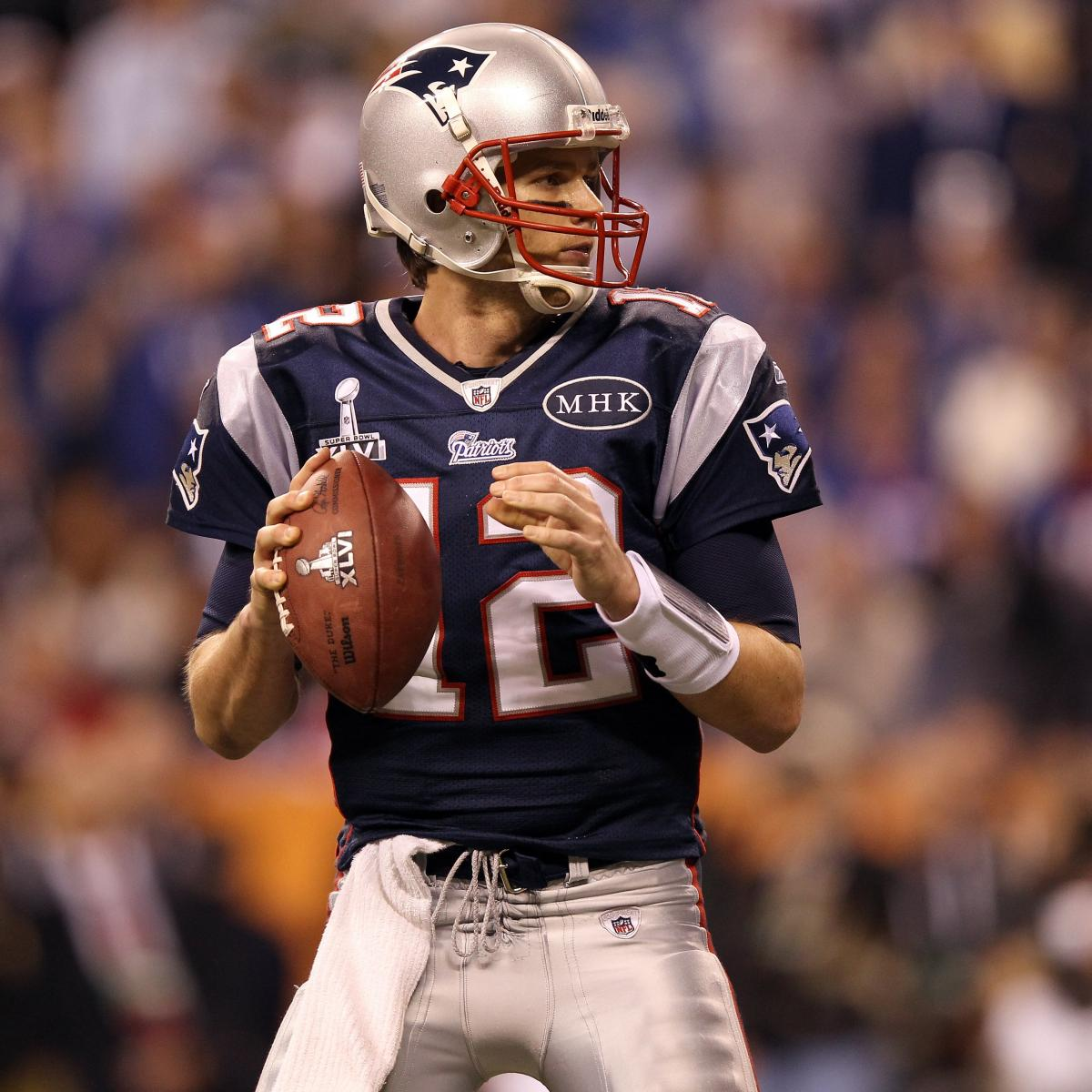Fantasy Football If You Want Tom Brady How Early Will