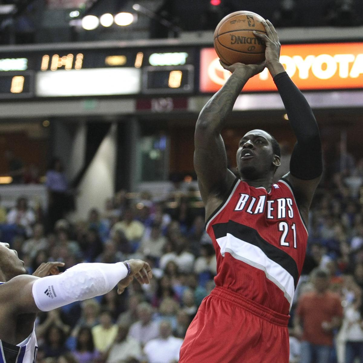 Portland Trail Blazers Center: Portland Trail Blazers: Who Starts At Center For The 2012