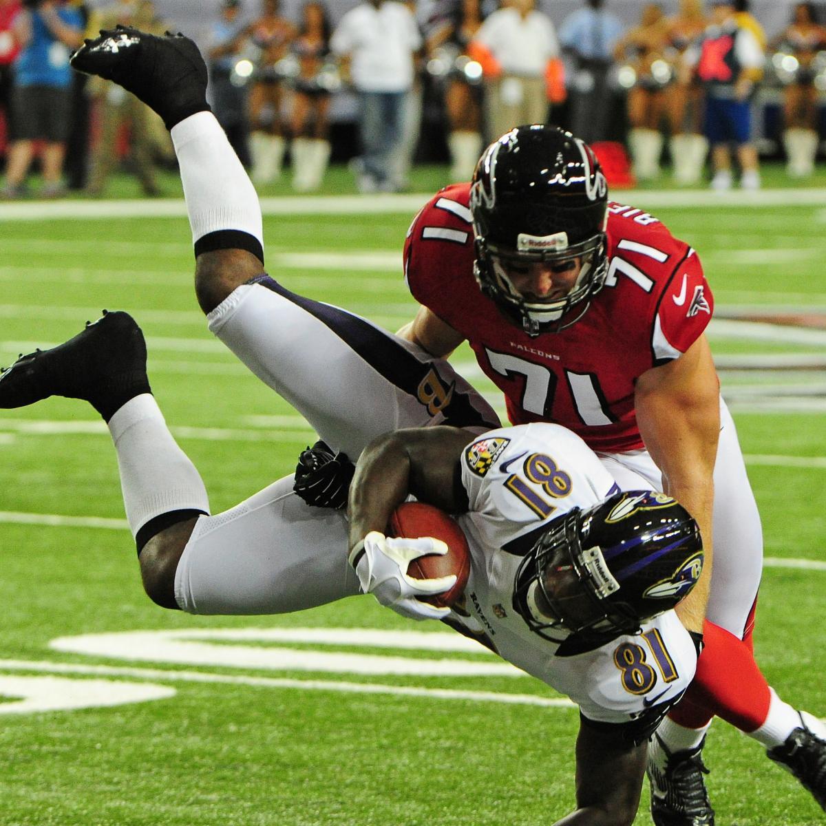 Three Takeaways From The Baltimore Ravens' First Preseason