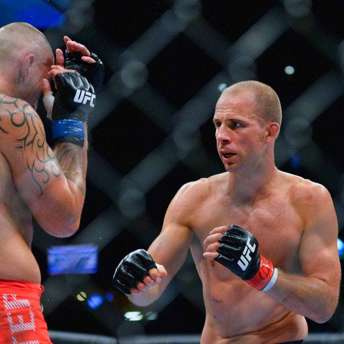 UFC 150 Results: Should MMA Have A Rule Similar To Boxing