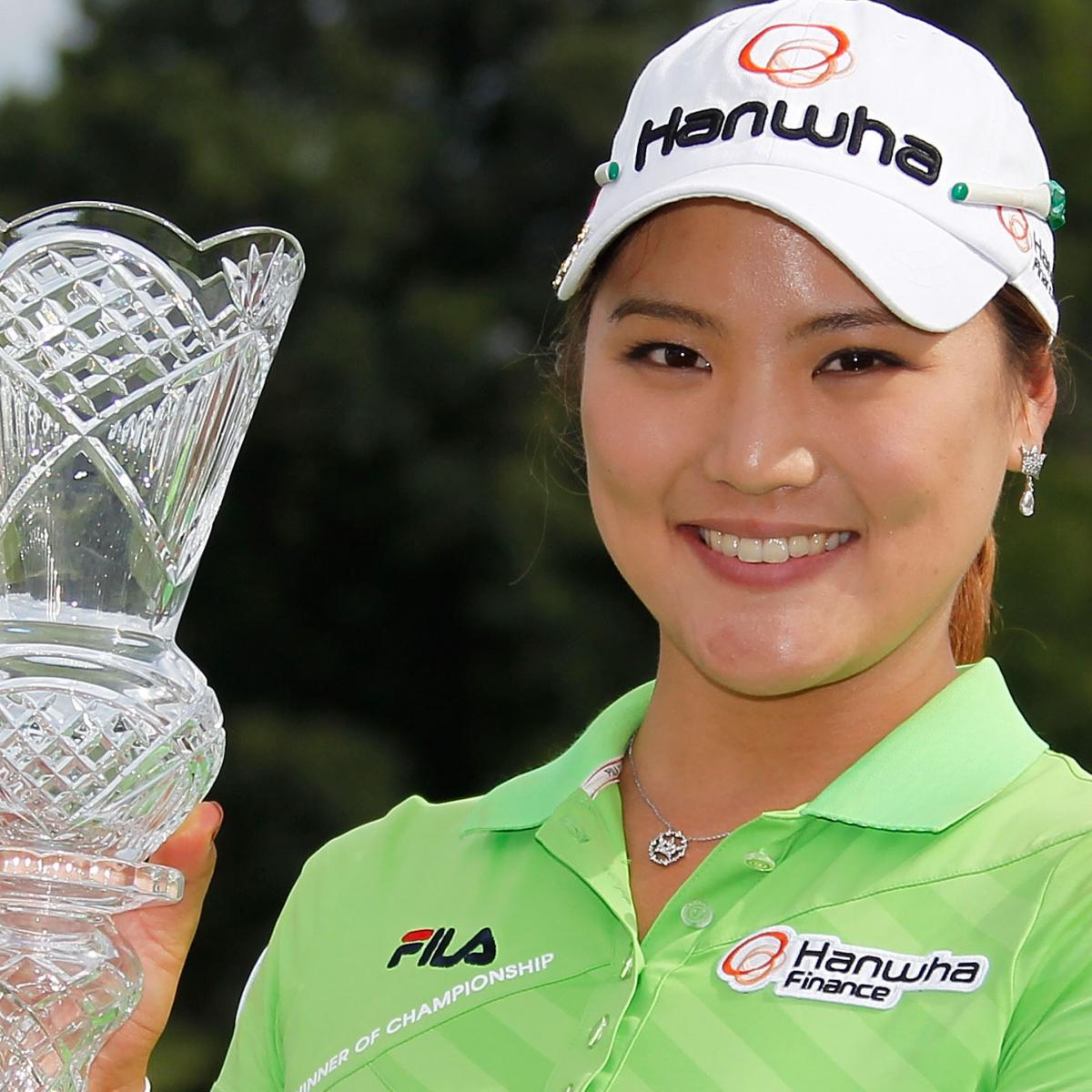LPGA Rookie So Yeon Ryu Shoots 62 And Wins By 7 Shots At