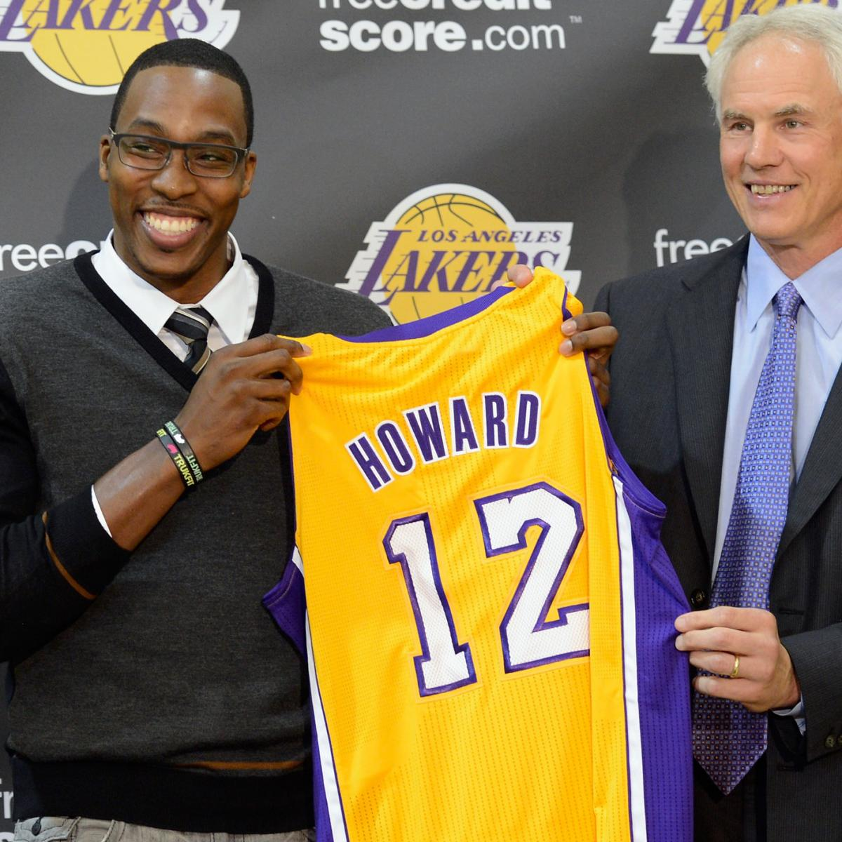1ee8deb60 Los Angeles Lakers  12 Most Fortunate Trades in Team History ...