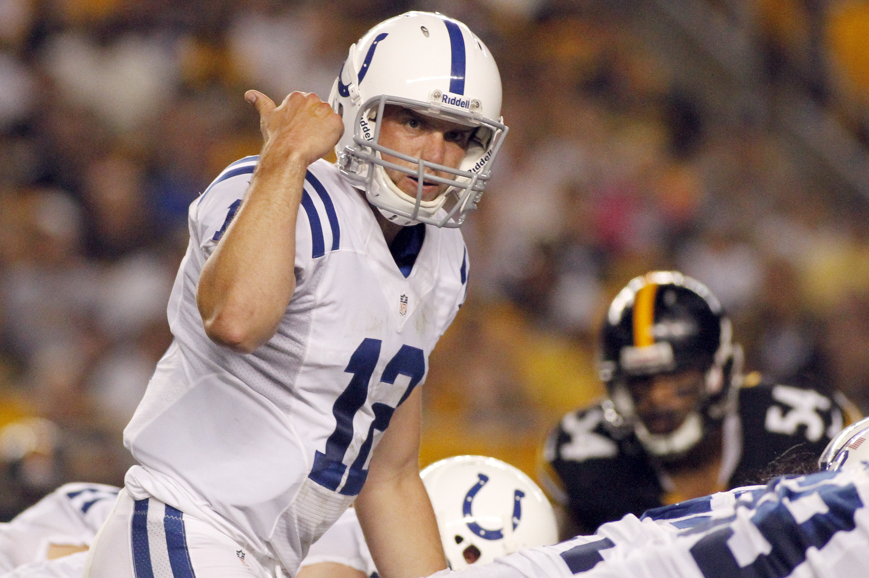 bc8d6fd1 Colts vs. Steelers: Andrew Luck Shows More Than Stats Against ...
