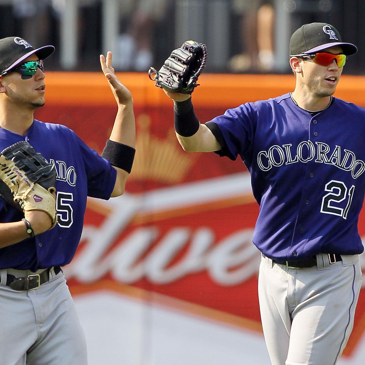 Nuggets Starting Lineup: Predicting The Colorado Rockies' Starting Lineup In 2013