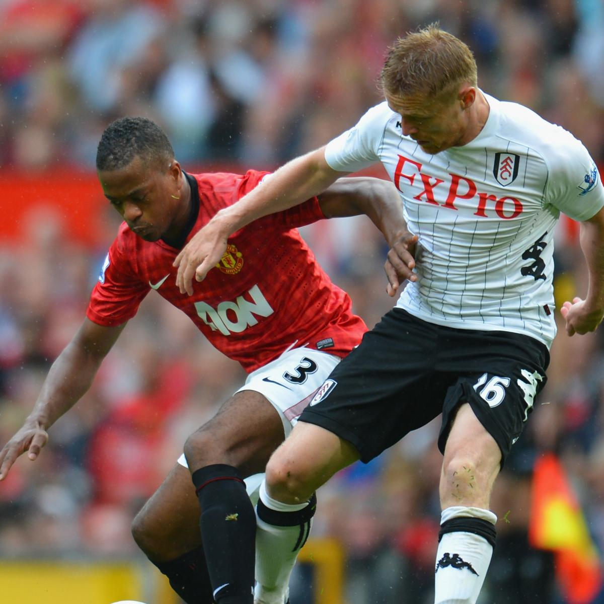 Manchester United vs. Fulham: Score, Grades, Reaction and ...