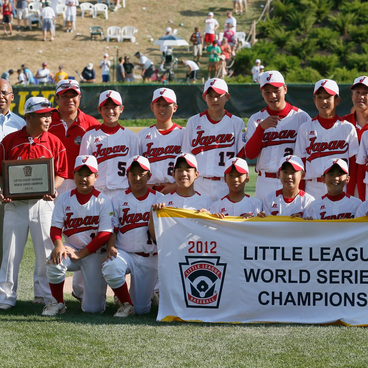 Little League World Series 2012: Complete Results from Japan's Incredible  Run | Bleacher Report | Latest News, Videos and Highlights