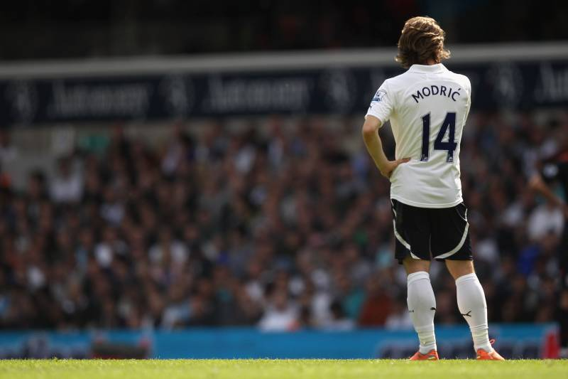 4a9fbfec2 Breaking  Tottenham Hotspur Agree to Sell Luka Modric to Real Madrid ...
