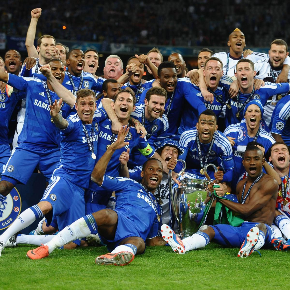 Champions League Teams