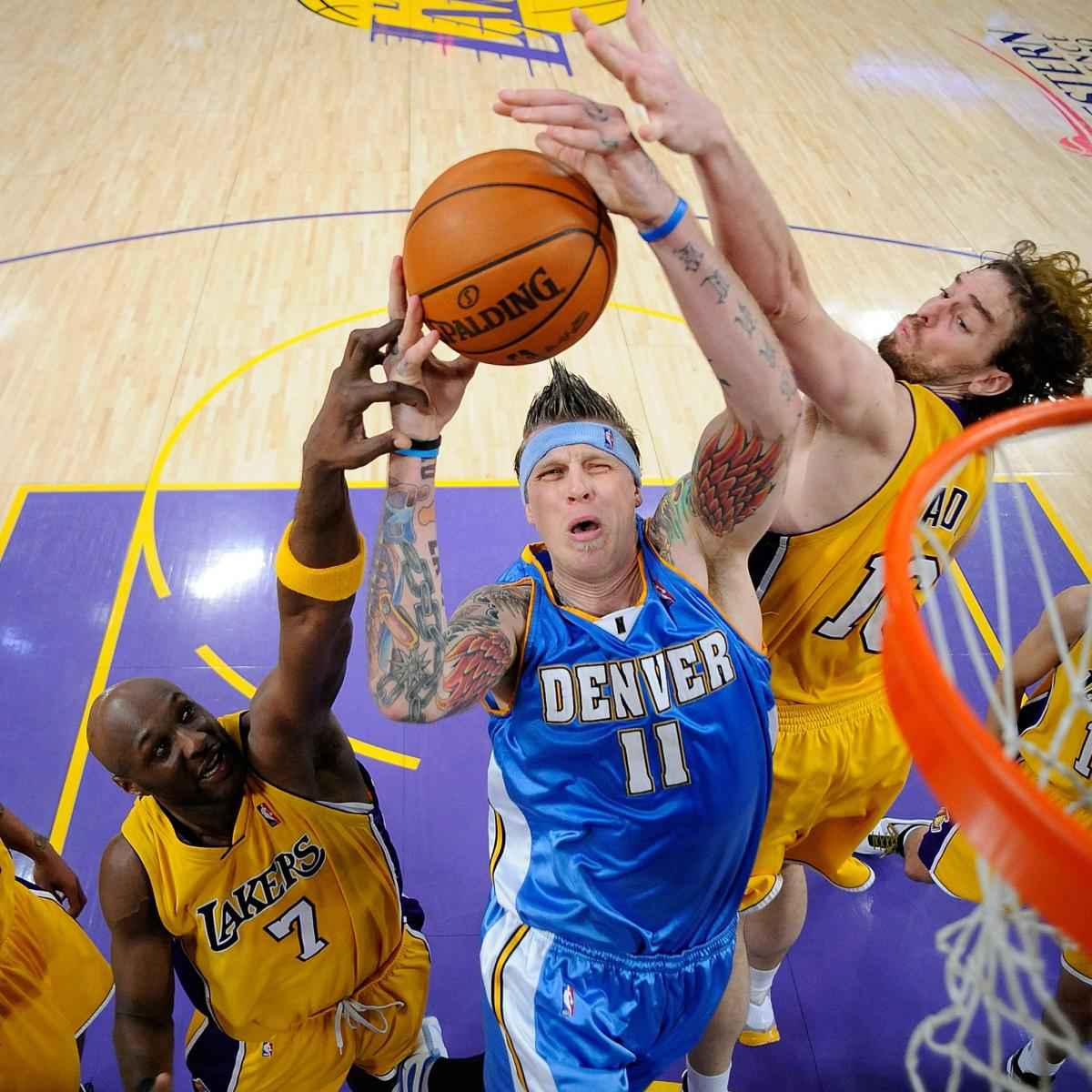 NBA Rumors: Is Adding Chris Andersen A Good Call For Miami