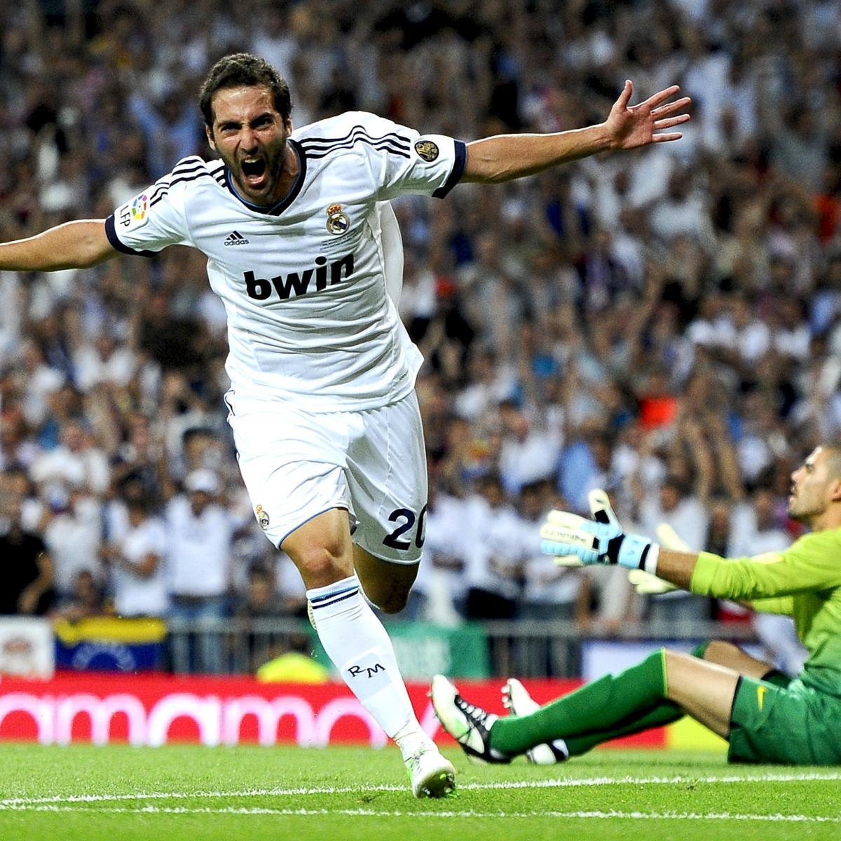 Cristiano Ronaldo S 4 Goals Lead Real Madrid To Win Vs: Real Madrid Vs. Barcelona: Spanish Super Cup Live Blog
