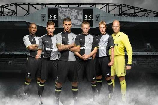 the best attitude ee9b0 523b2 Tottenham Hotspur Release Third Kit in FIFA 13 (In Case You ...