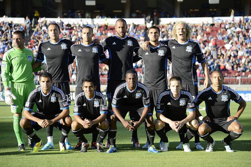 15cf5ef3d Posing for a team photo before the June 30  California Clasico  against LA  Galaxy