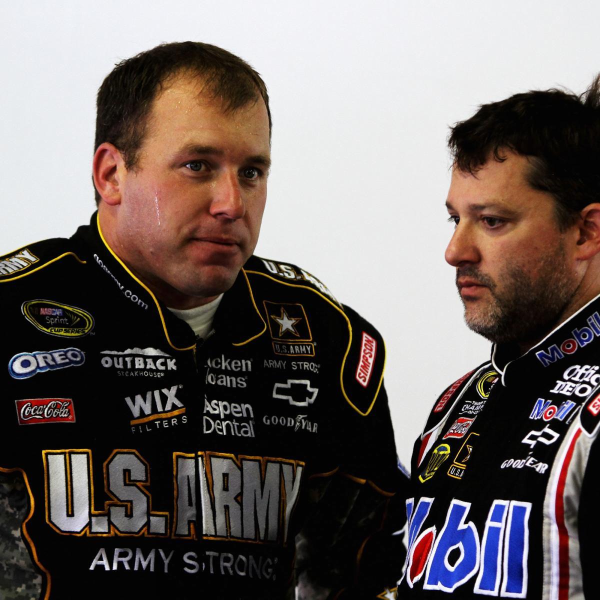 NASCAR: Ryan Newman's One Year Deal With Stewart-Haas