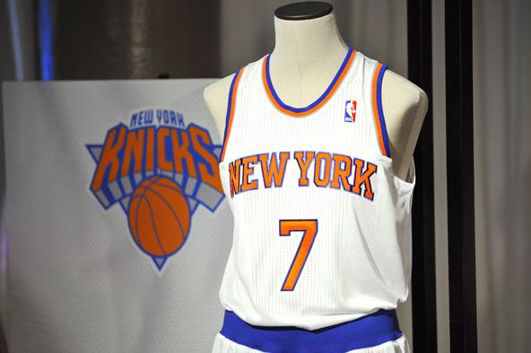 100% authentic 27a11 05fd1 Knicks' New Uniforms: Why Subtle Changes Were a Smart ...