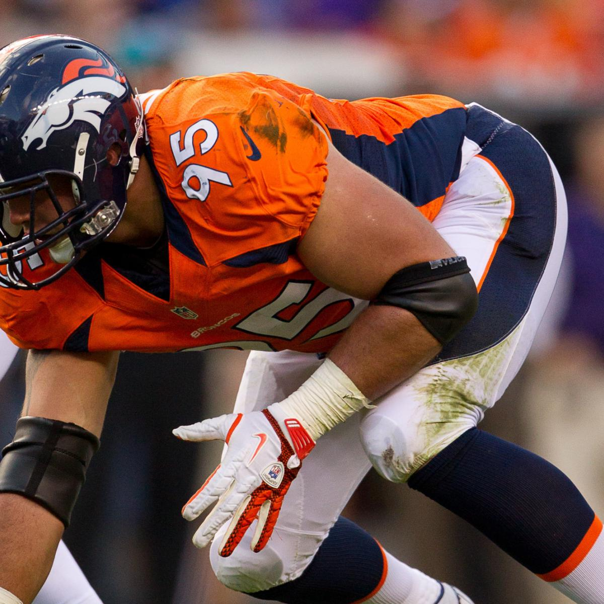 Breaking Down The Denver Broncos Rookie Class After The
