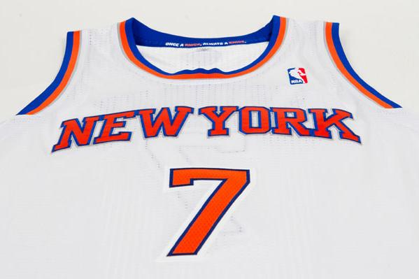 the latest 3c7b3 0ca9f Ranking the Top 5 Uniforms in New York Knicks History ...
