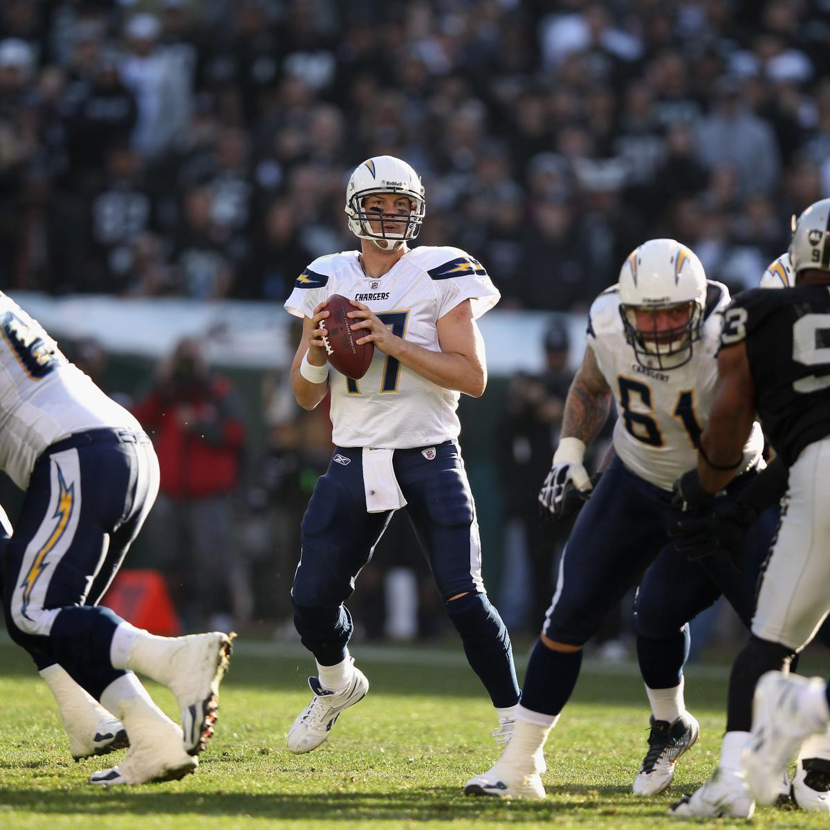 San Diego Chargers Broadcast: Chargers Vs. Raiders: Spread Info, Line And Predictions