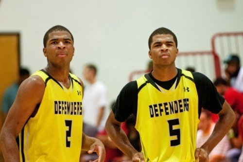 College Basketball Recruiting Comparing Harrison Twins To