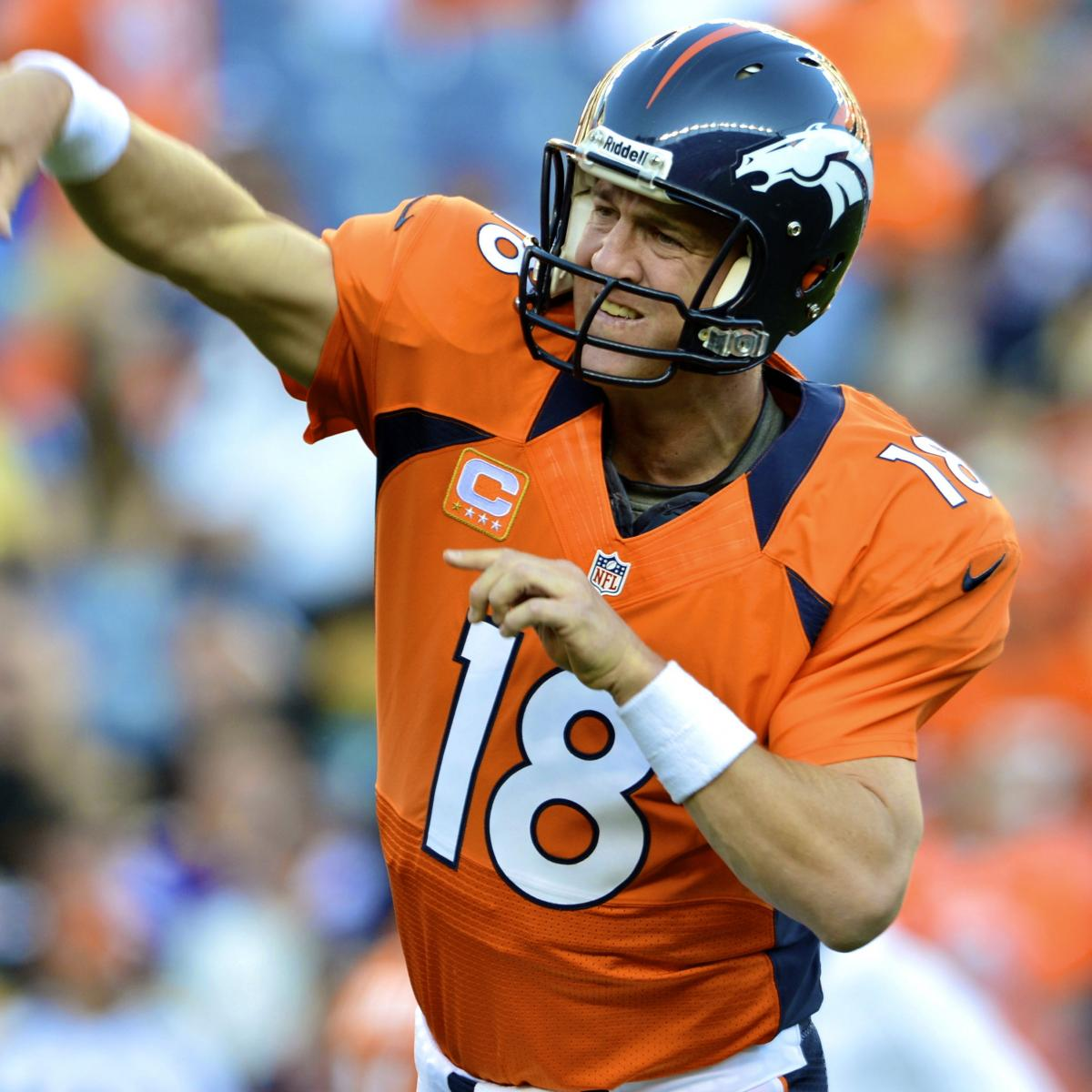 Pittsburgh Steelers Vs Denver Broncos: Live Score