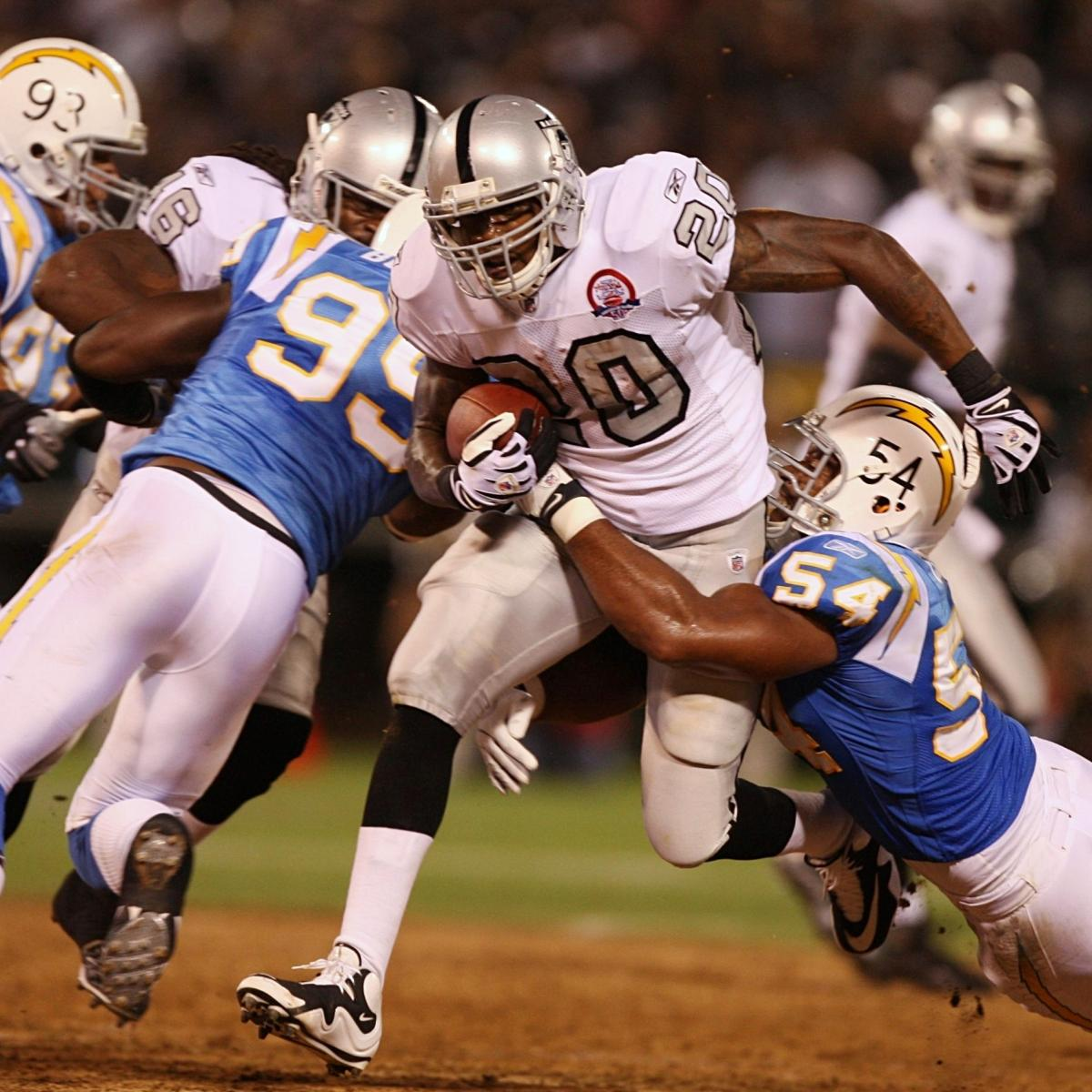 San Diego Chargers Division: Chargers Vs. Raiders: Breaking Down The Pivotal AFC West