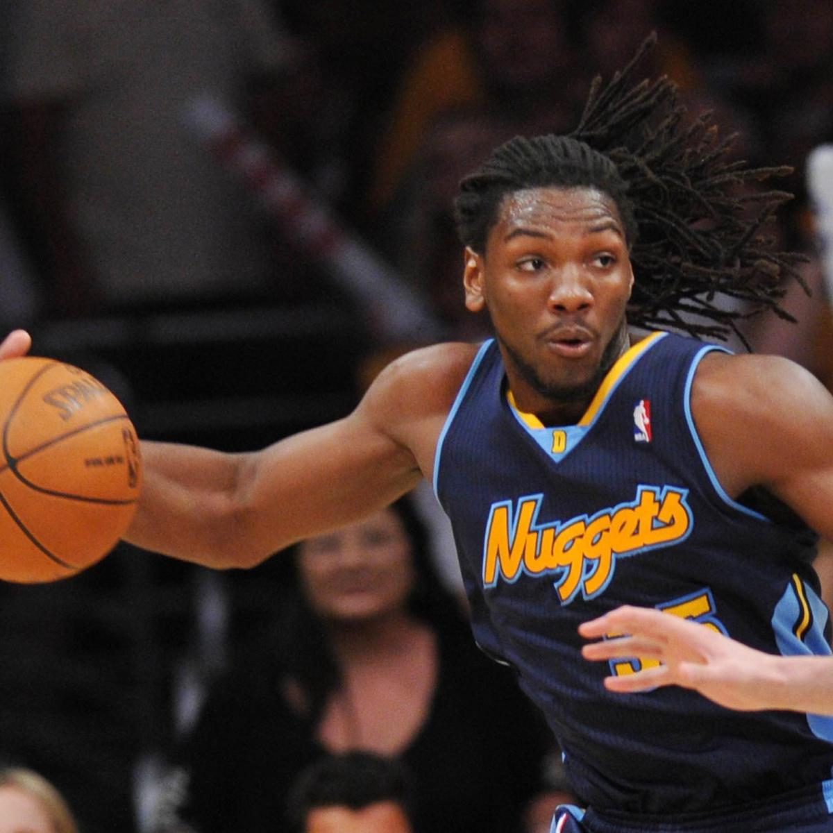 Why Kenneth Faried Is The Denver Nuggets' X-Factor For