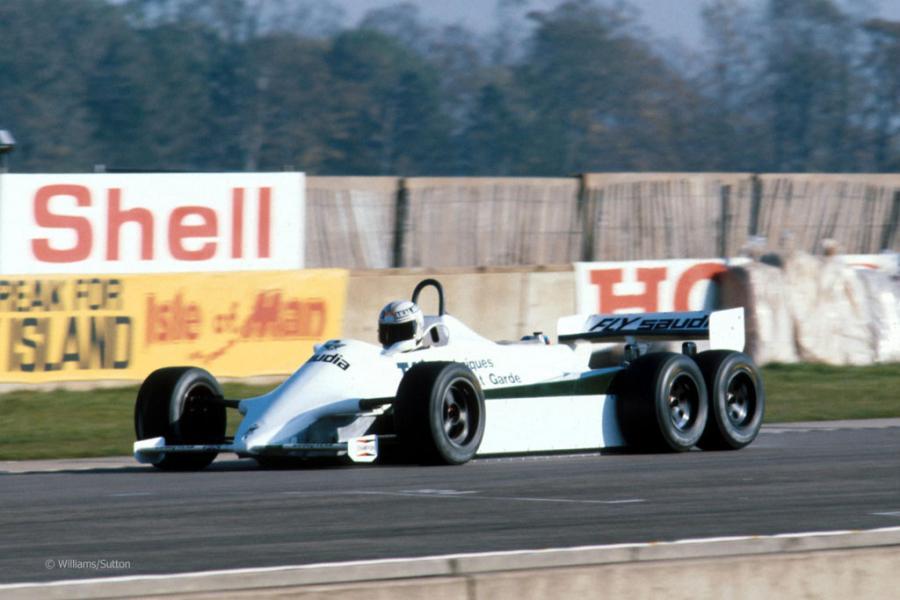 Top 10 Coolest F1 Cars Ever | Bleacher Report | Latest News, Videos ...