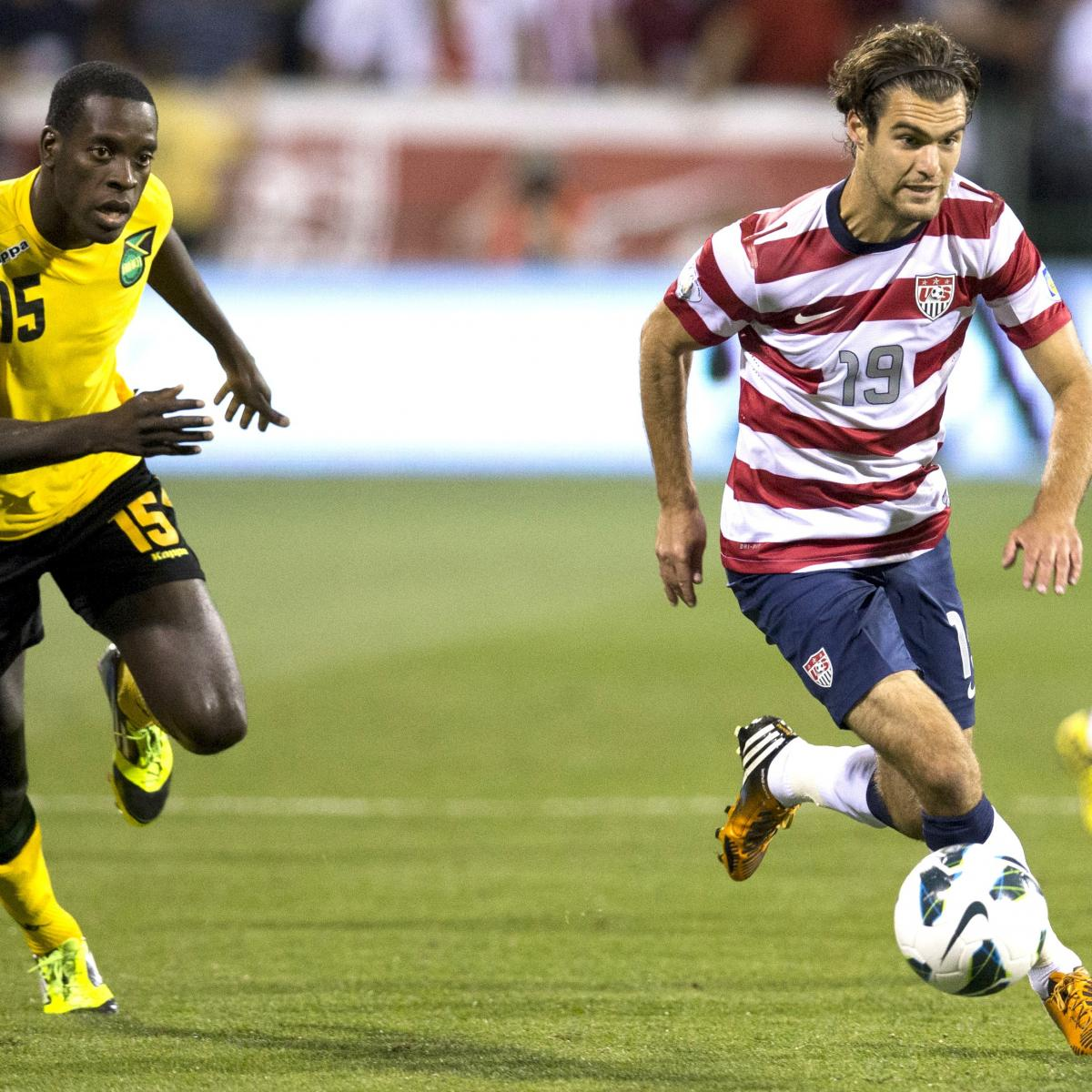 Tottenham Vs Ajax Highlights Football: United States Vs. Jamaica: World Cup Qualifying Live Score