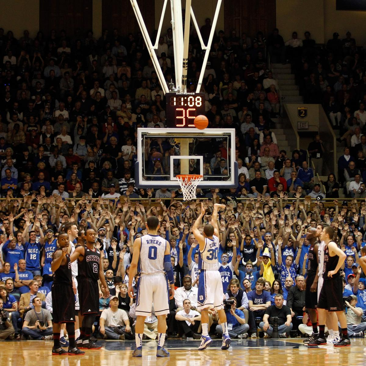 college basketball 15 arenas you don t want to play in bleacher