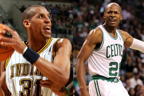雷槍評選心目中最好的三個射手:柯瑞第三,Reggie Miller第二,第一果然是他!-黑特籃球-NBA新聞影音圖片分享社區