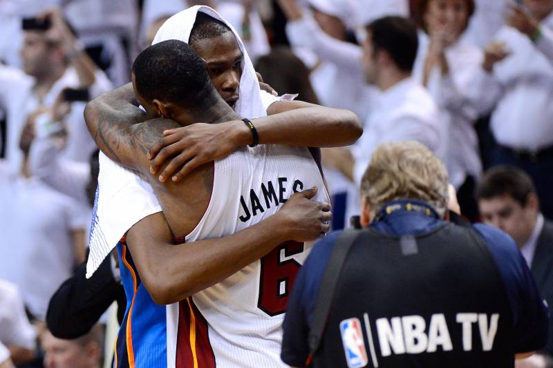 e1f1f5403a1c Why LeBron James and Kevin Durant Working out Together Will Ensure ...