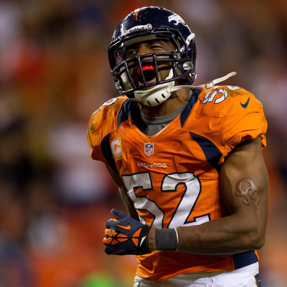 Denver News I 25: Texans Vs. Broncos: The Broncos' Biggest Winners And
