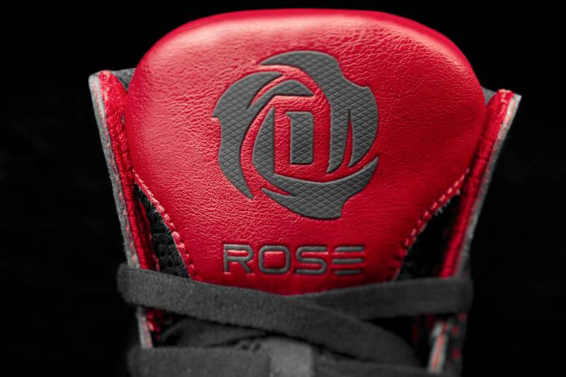 classic 7b75d 2f9a9 Adidas Rose 3.0 Head Designer Breaks Down Derrick s New Shoes and Logo