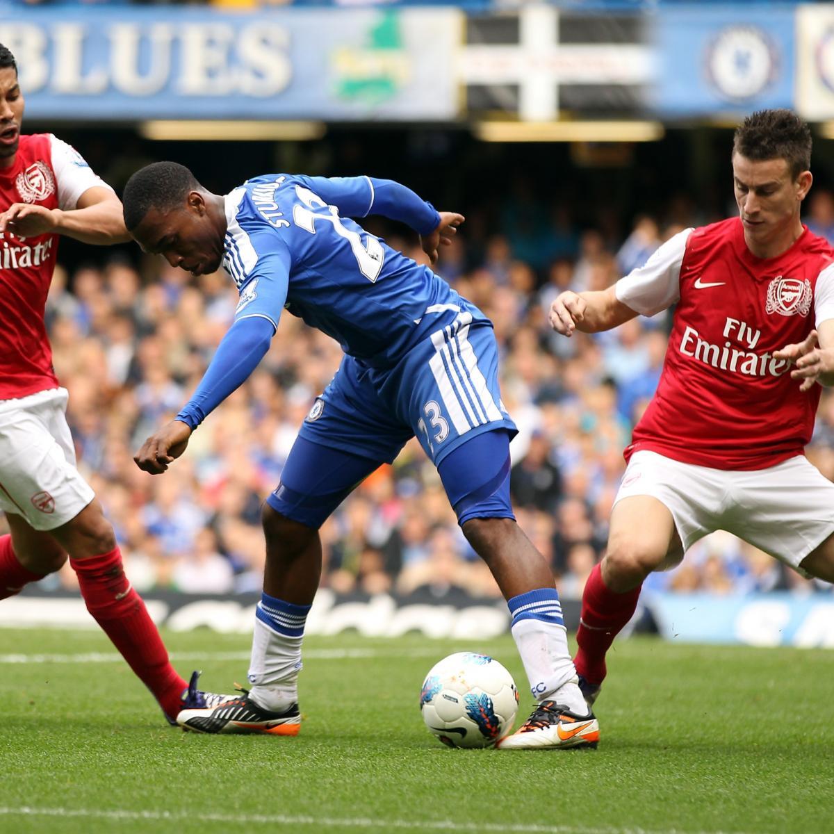Arsenal vs. Chelsea: 5 Keys for the Gunners Against Red-Hot Blues ...