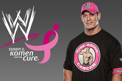 b676f195f38 WWE  The John Cena Rise Above Cancer Controversy  Does It Exist ...
