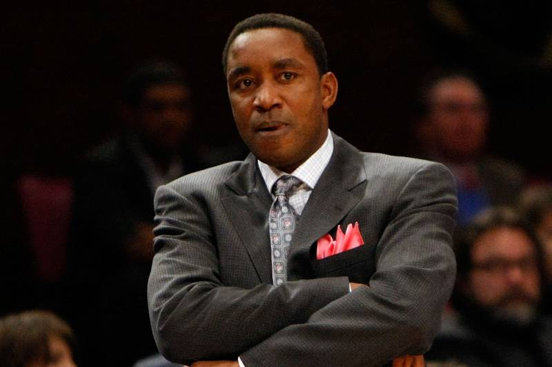 adea412807cc Examining the Twisted Relationship of James Dolan and Isiah Thomas ...