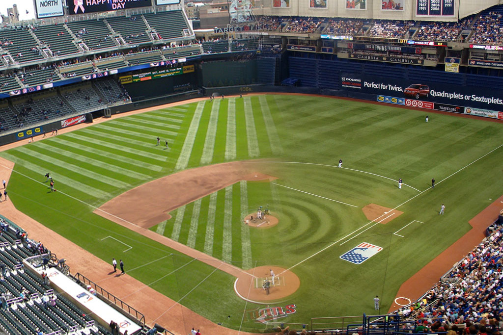 In Metrodome Today Somebody Played Like >> 5 Twins Players Who Are Better Fits For The Metrodome Than Target