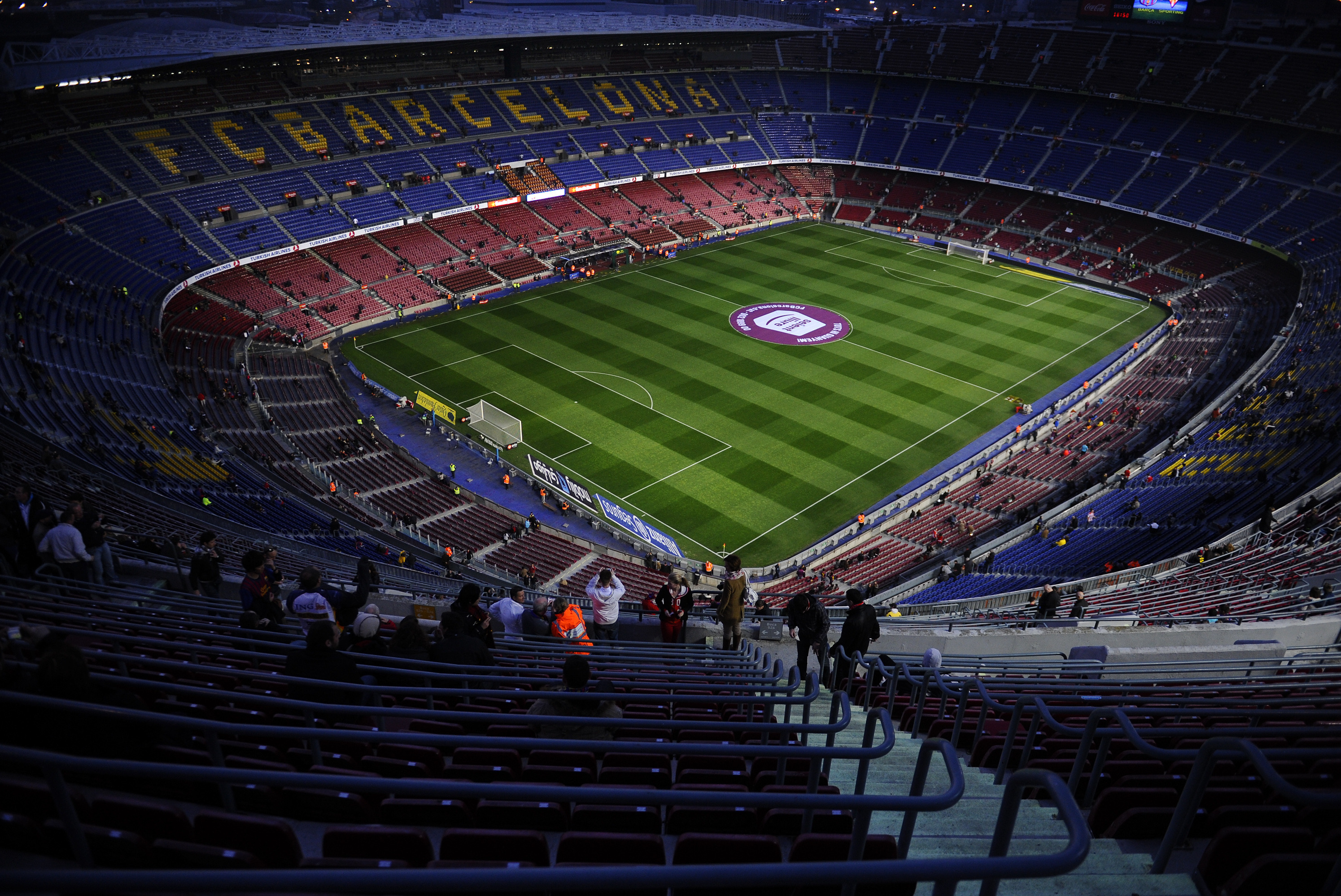 World Football's Toughest Opposing Stadiums to Play in
