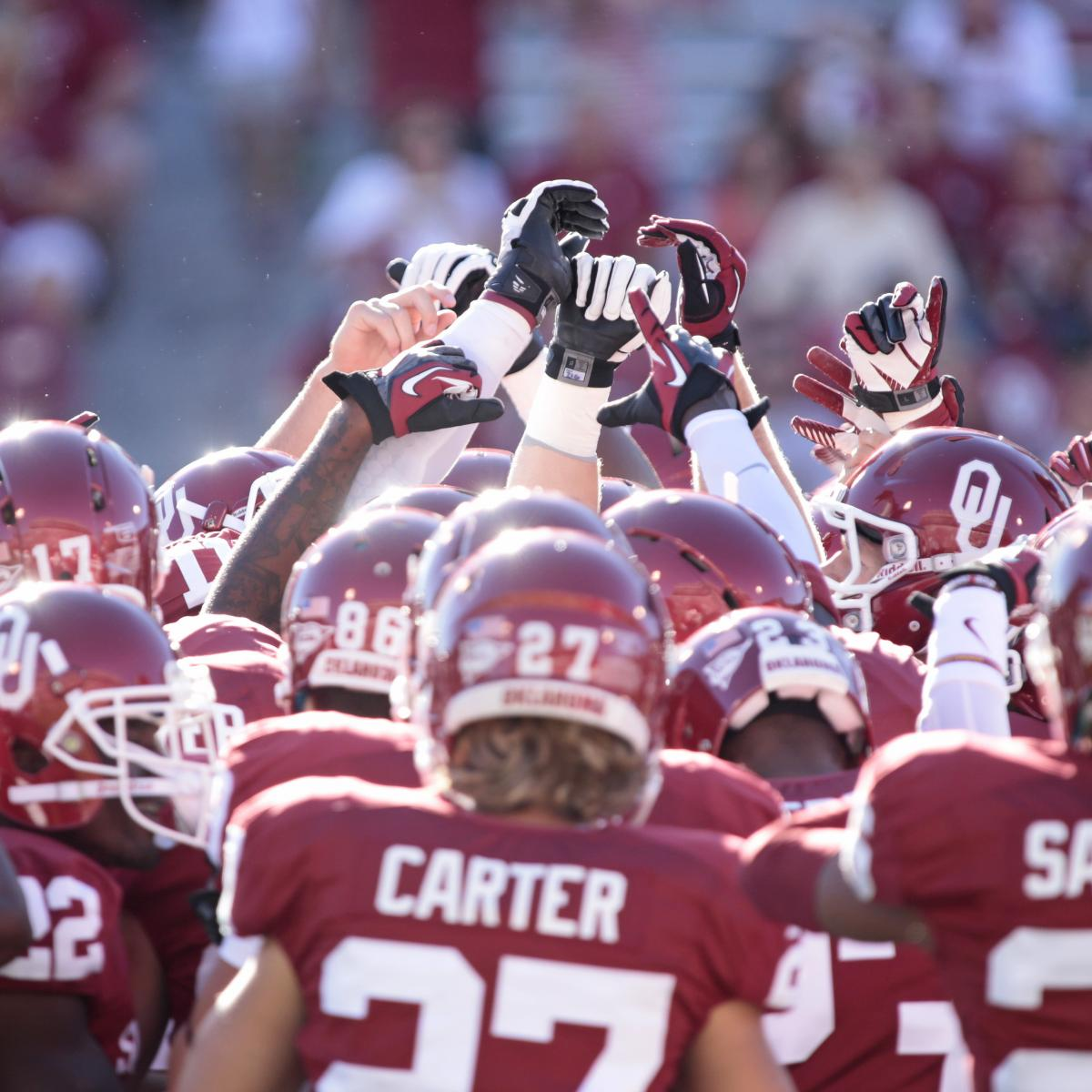 Oklahoma Sooners: 2-Game Texas Trip Set to Provide True ...
