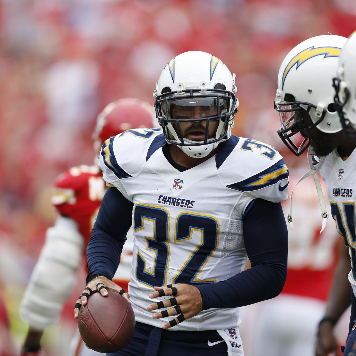 San Diego Chargers Chiefs: Chargers Vs. Chiefs: San Diego's Biggest Winners & Losers