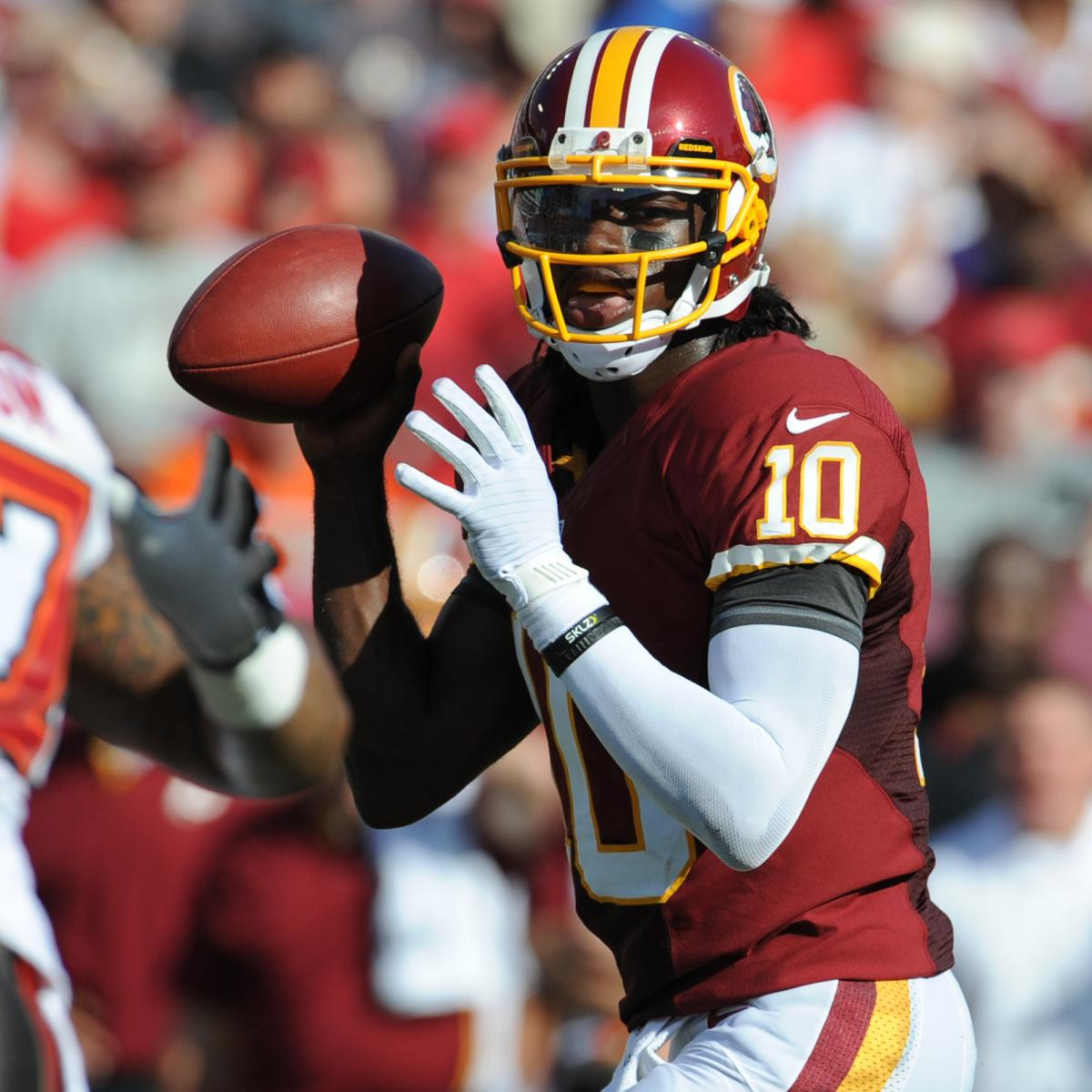 Power Ranking Every Rookie QB Of The 2012 NFL Season