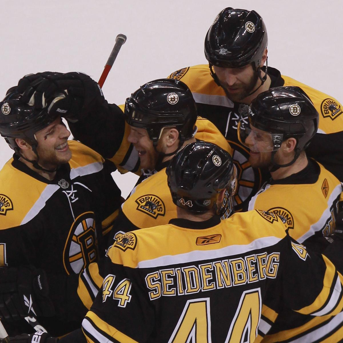 Boston Bruins: How Each Player Should Spend His NHL