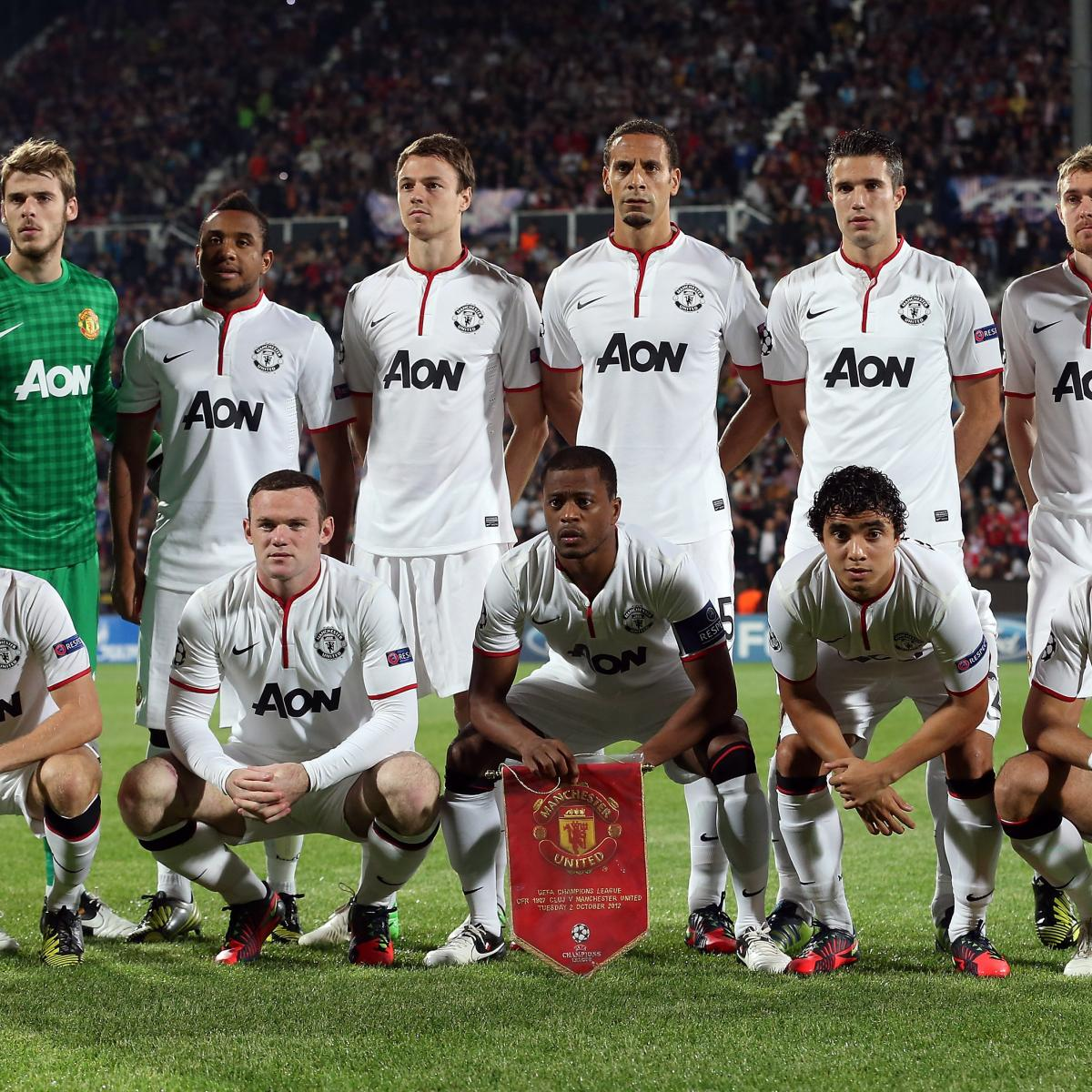Cfr Cluj: CFR Cluj Vs. Manchester United: 6 Things To Ponder In The