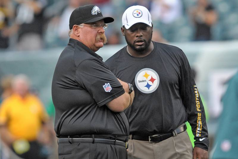 Andy Reid Vs Mike Tomlin Which Coach Is Under Most